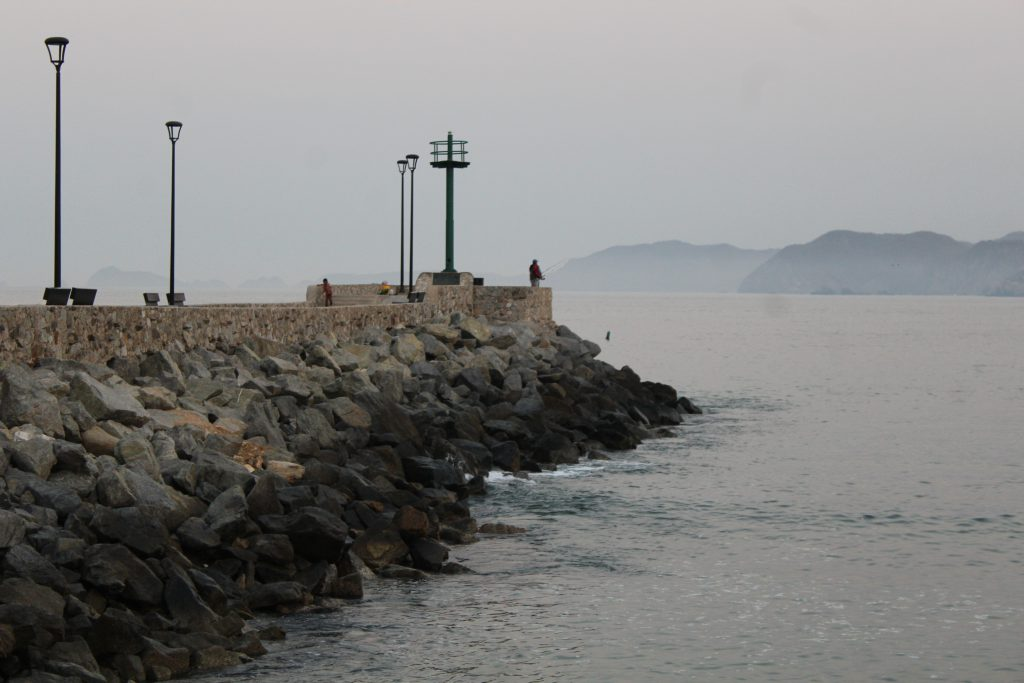 Malecón de Barra de Navidad, Cihuatlán