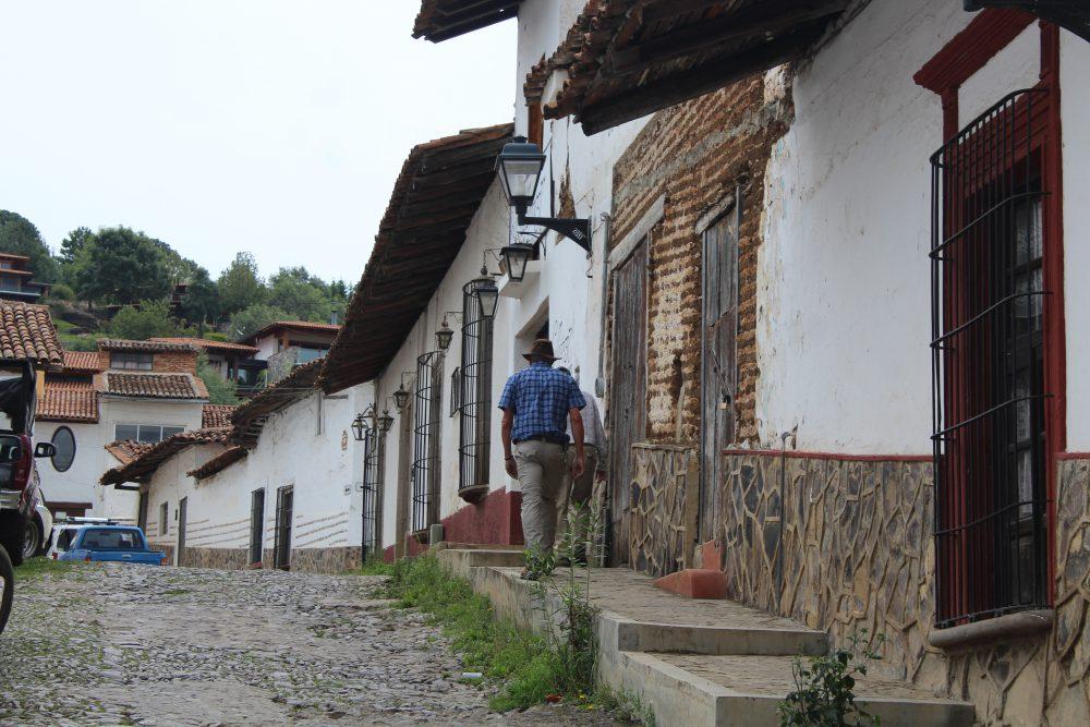 Calles de Tapalpa