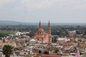 Panorámica de Lagos de Moreno, Jalisco