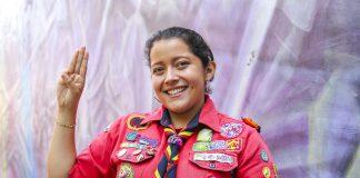 Mónica Luna, diseñadora de interiores