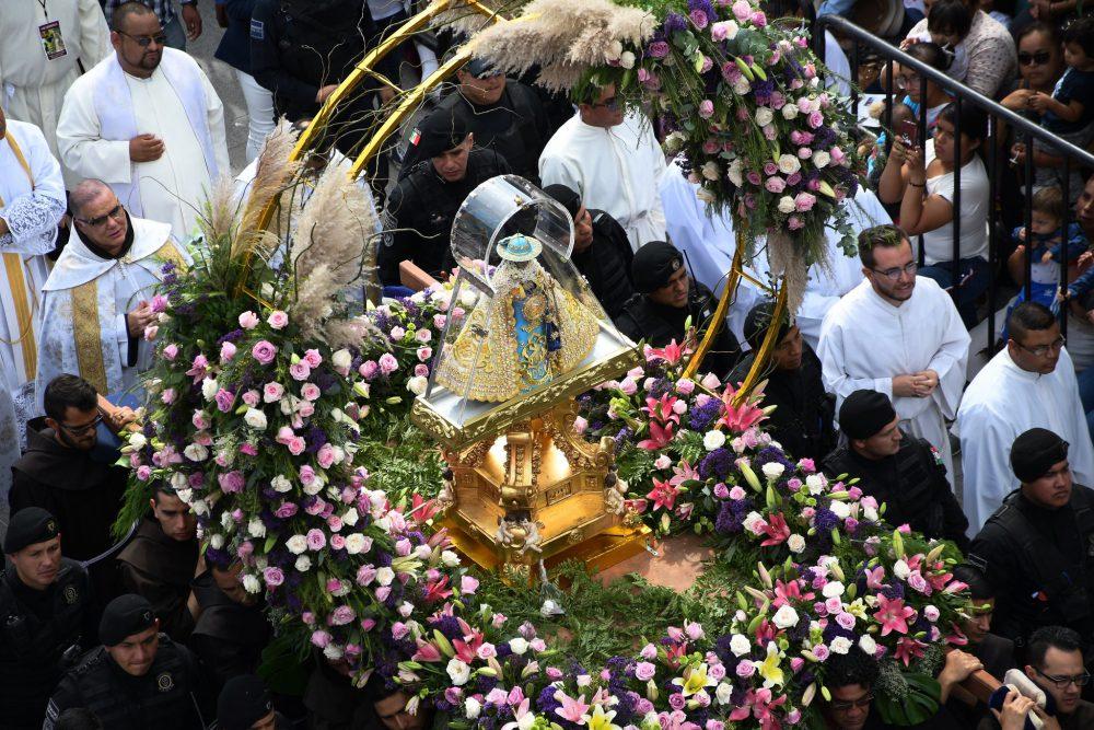 Romería de la Virgen de Zapopan