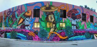 """""""Mural Gastronómico de Jamay"""", Colectivo Galva"""