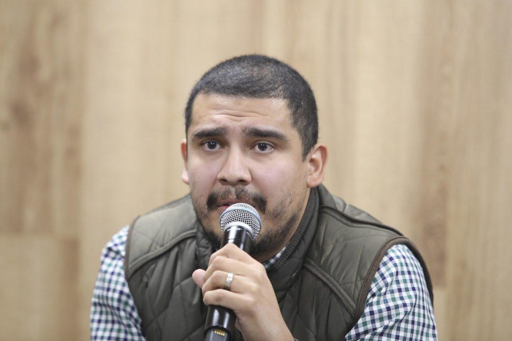 Diego Ramos Rojas, profesor del CUCiénega