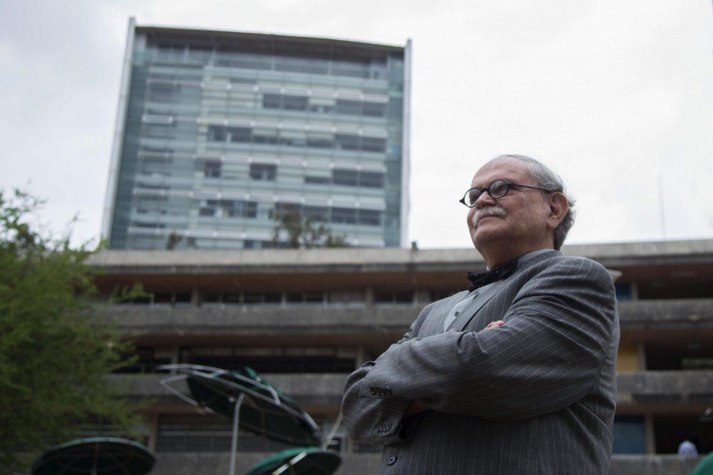 Doctor Jorge Fregoso, artista y docente del CUAAD