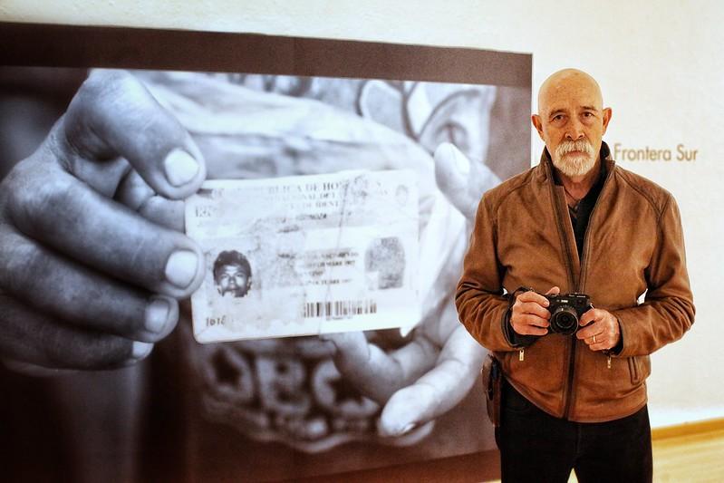 """José Hernández Claire presenta expo """"Pesadilla americana"""""""
