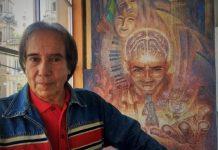 Guadalupe Ríos, artista plástico de Tepatitlan