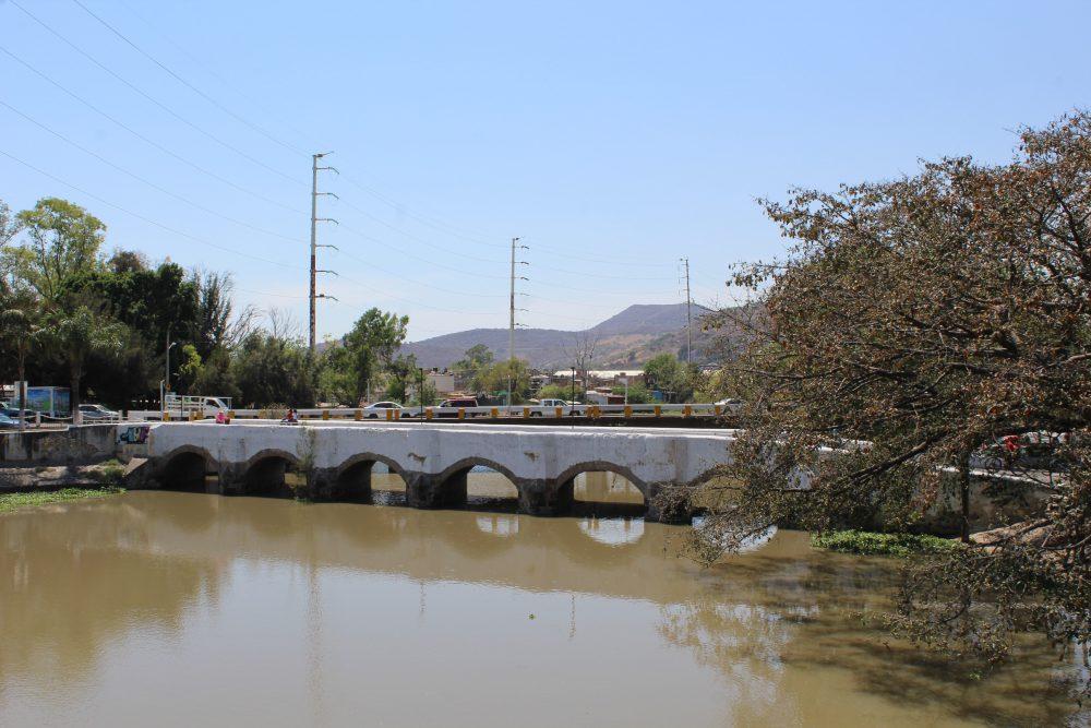 Río Zula, Puente de Ocotlán