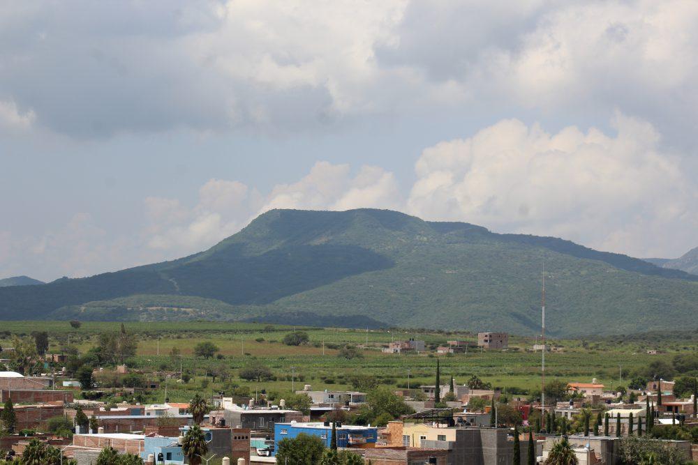 Paisaje de Villa Guerrero