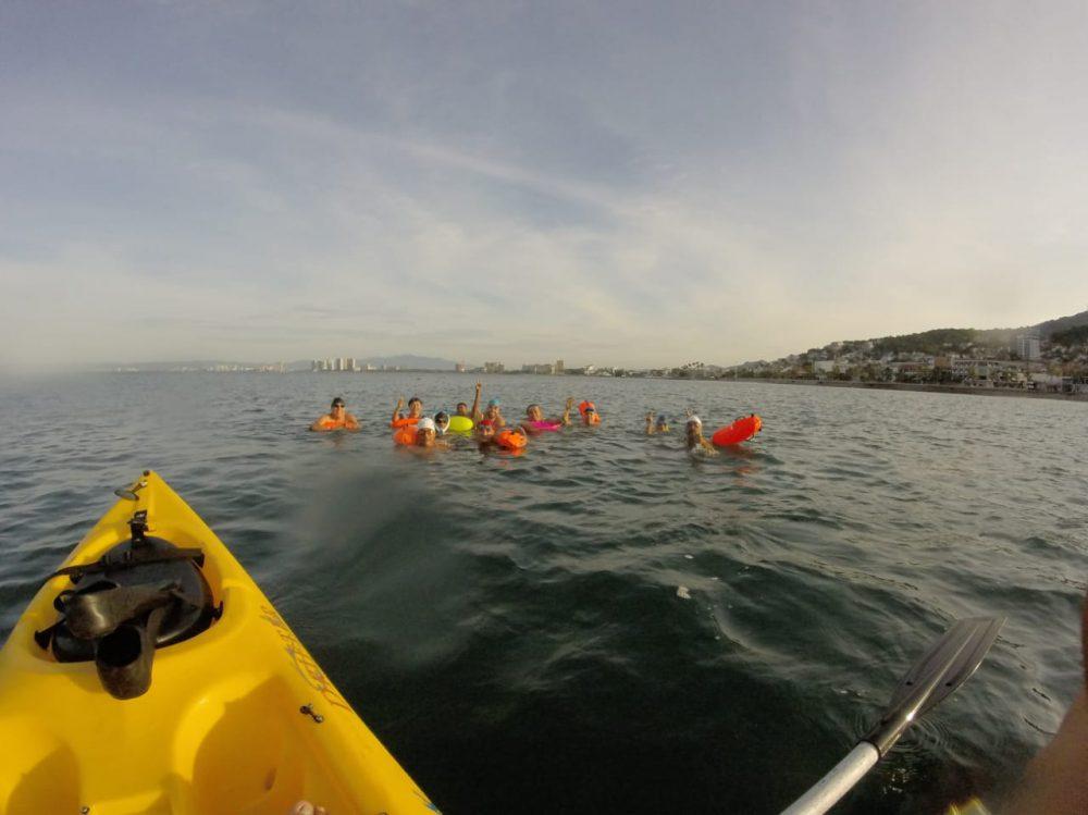 Vía Recreativa Acuática en Puerto Vallarta