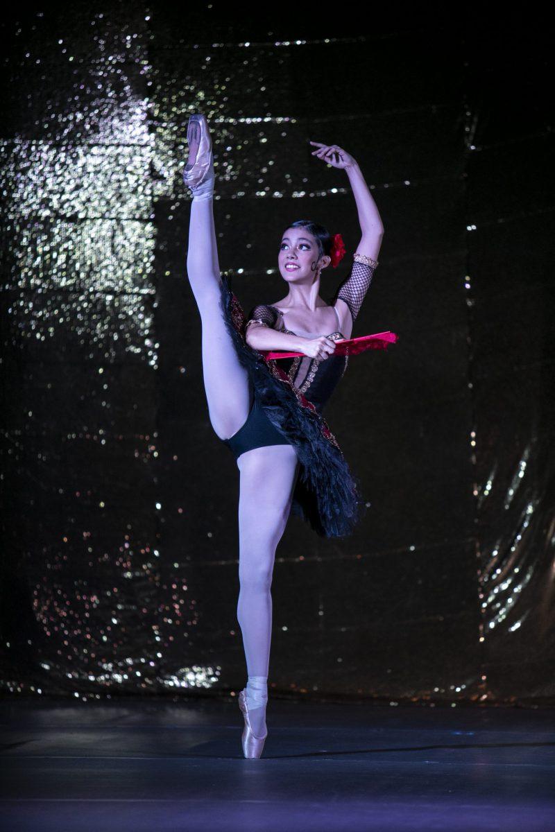 Aylin Contreras, bailarina tapatía