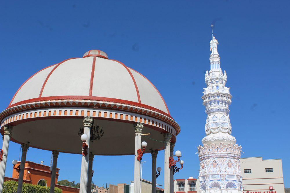 Plaza de Jamay