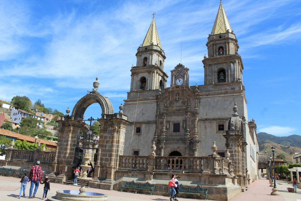 Plaza de Talpa de Allende