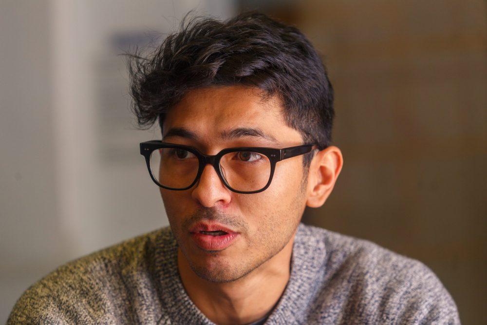 Juan Antonio Díaz, encargado de programación de Foro Periplo