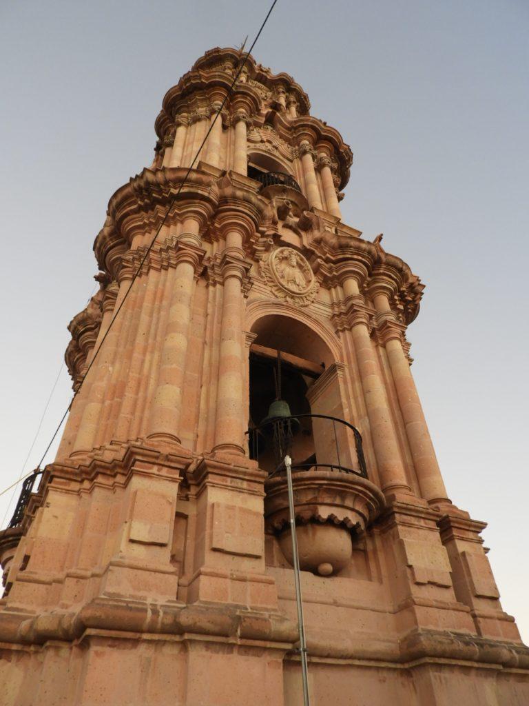 Torre de Parroquia de la Asución de Lagos de Moreno