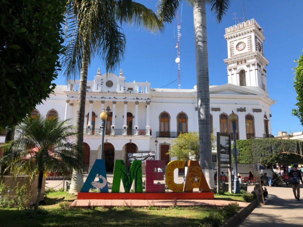 Plaza de Ameca