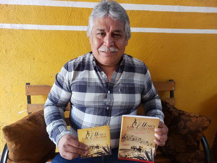Rogelio Torres Murillo, autor de La música y el canto a Lagos de Moreno
