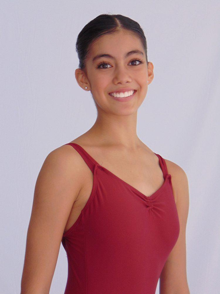 Bailarina Ailyn Contreras