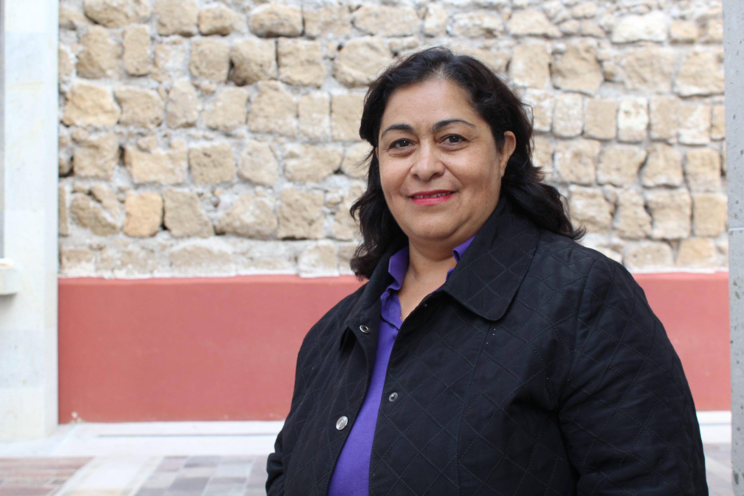 Georgina Díaz de León, cronista e historiadora de Ojuelos