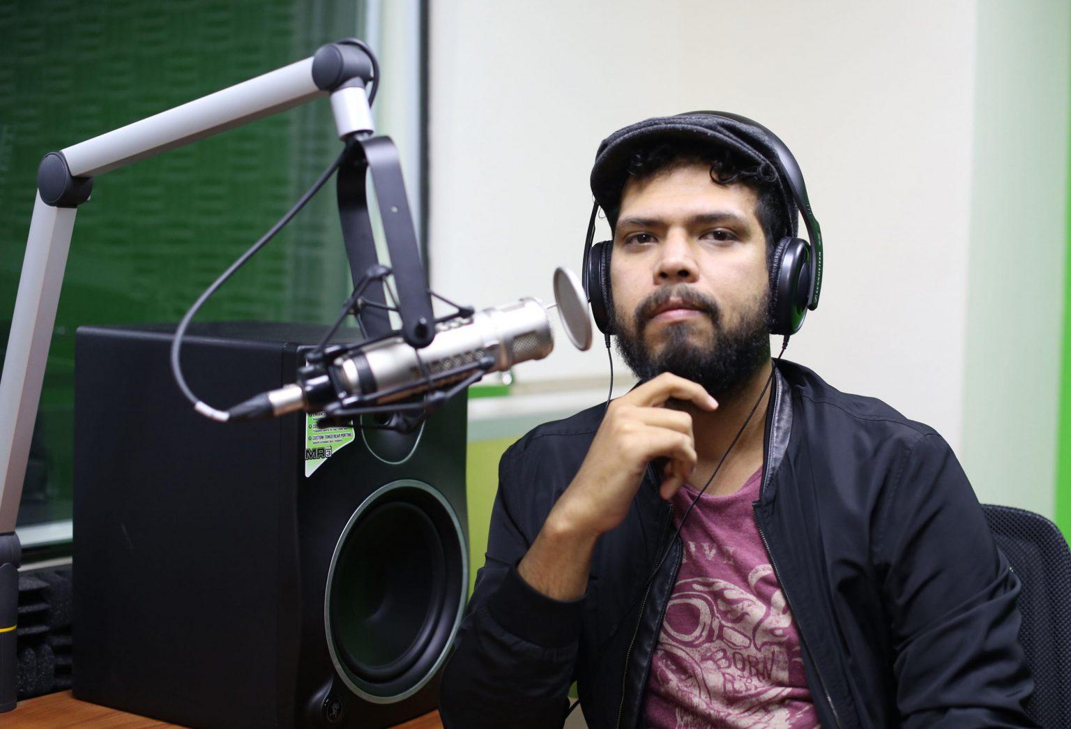 Iván Serrano Jauregui. Foto: Fernanda Velázquez