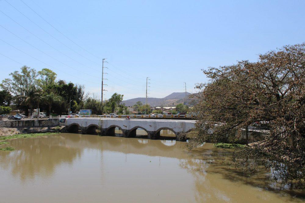 Puente de Piedra de Ocotlán, en el Río Zula. Fotografía: Iván Serrano Jauregui