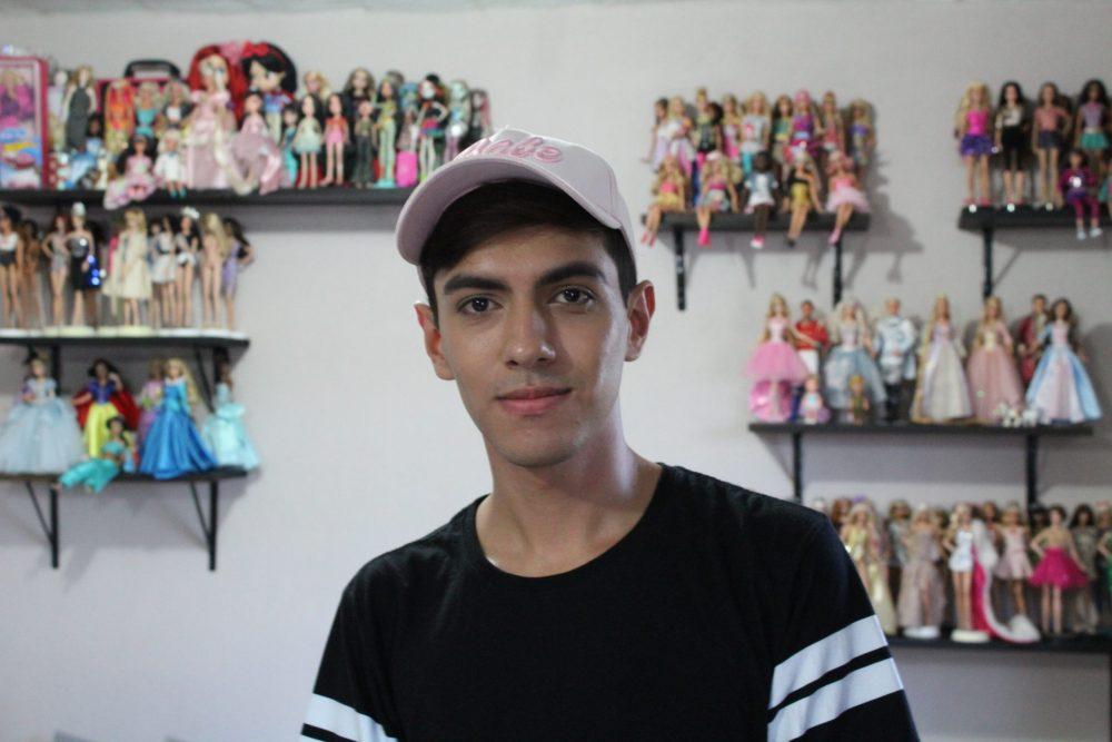 Jesús Medina, diseñador de modas. Fotografía: Iván Serrano Jauregui