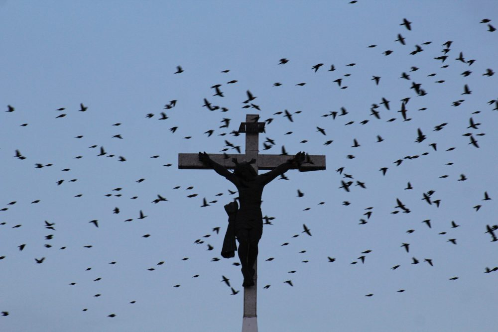 Monumento del Señor de la Misericordia. Fotografía: Iván Serrano Jauregui