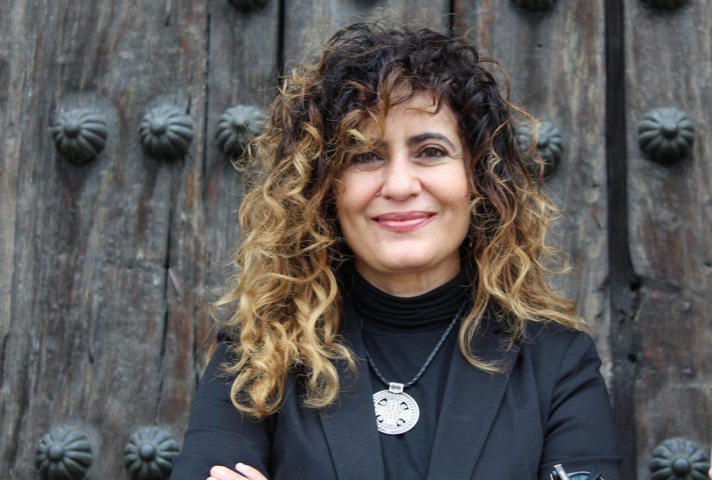 Mónica del Arenal, investigadora de la arquitectura tapatía. Fotografía: Iván Serrano Jauregui
