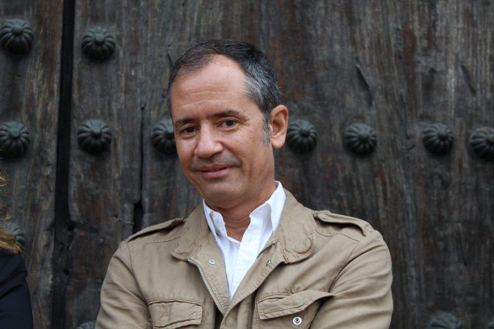 Juan Ignacio Michel, presidente del Colegio de Diseñadores Industriales de Jalisco. Fotografía: Iván Serrano Jauregui