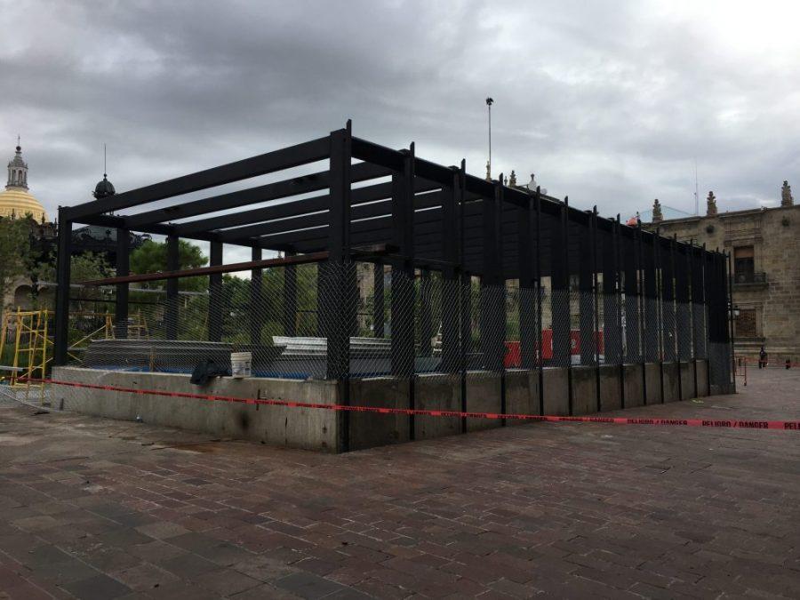 Acceso a Estación Guadalajara. Fotografía: Gobierno de Jalisco