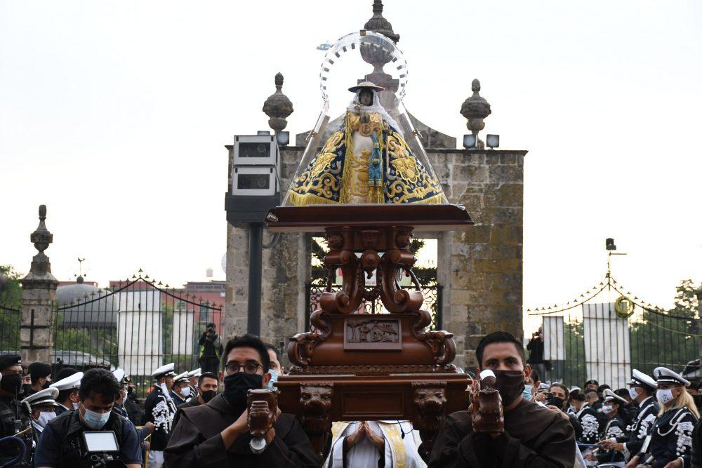 Romería de la Virgen de Zapopan 2020