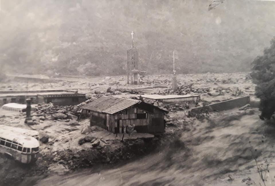 Inundación en Atenquique
