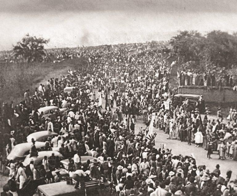 Romeria 1938. Arquimedios