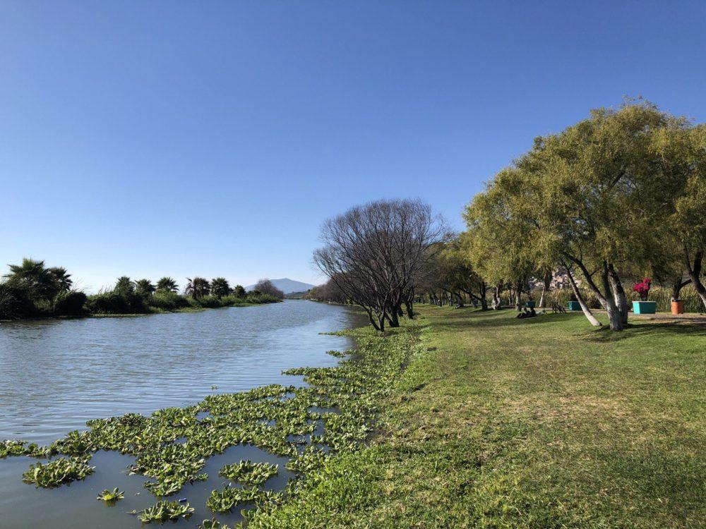 Canal Ballesteros. Fotografía: Iván Serrano Jauregui