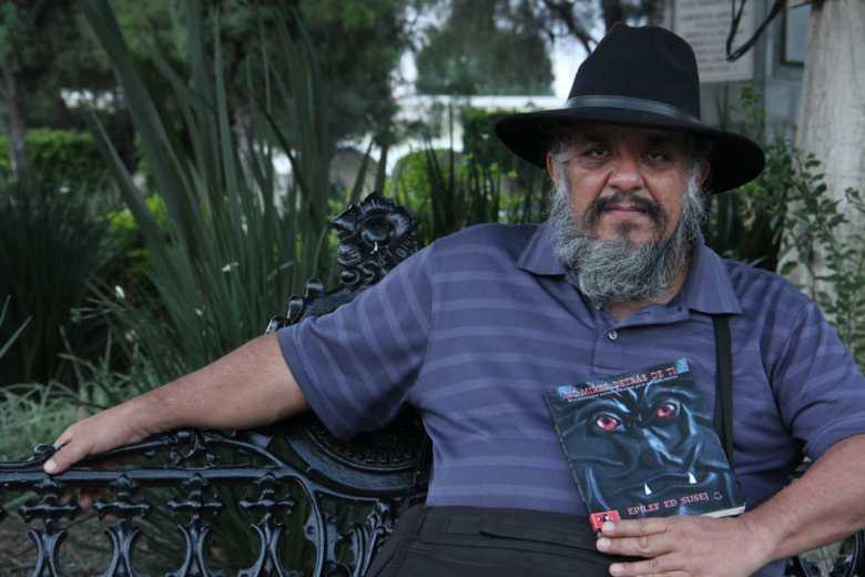 Epilef Ed Susej, escritor de Zapotlán el Grande