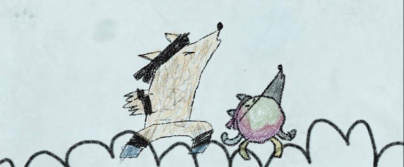 """""""Los lobos"""", de Samuel Kishi"""