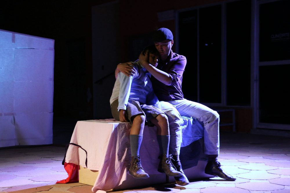 """""""Arrullos para Benjamín"""", por Teatro del CUNorte"""