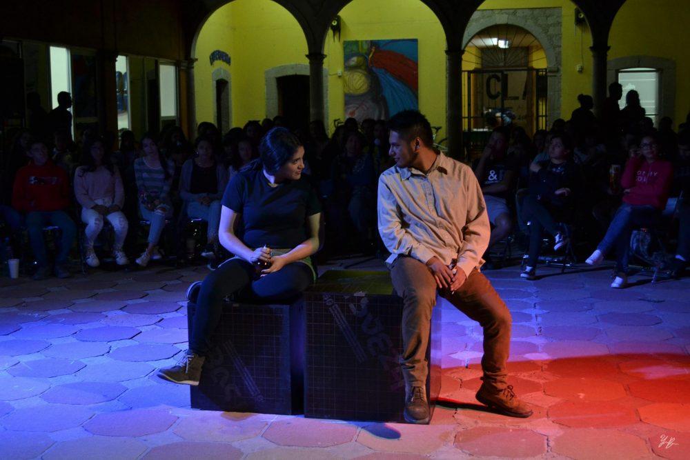 """""""Inevitable"""" """"Los perros"""", por Teatro CUNorte"""
