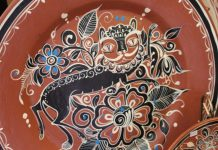 Nahual en cerámica tonalteca. Fotografía: Iván Serrano Jauregui