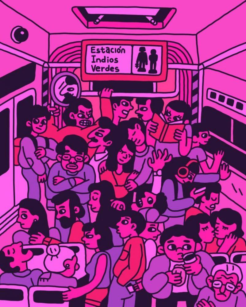 """Transporte público """"Maldito Perrito"""""""