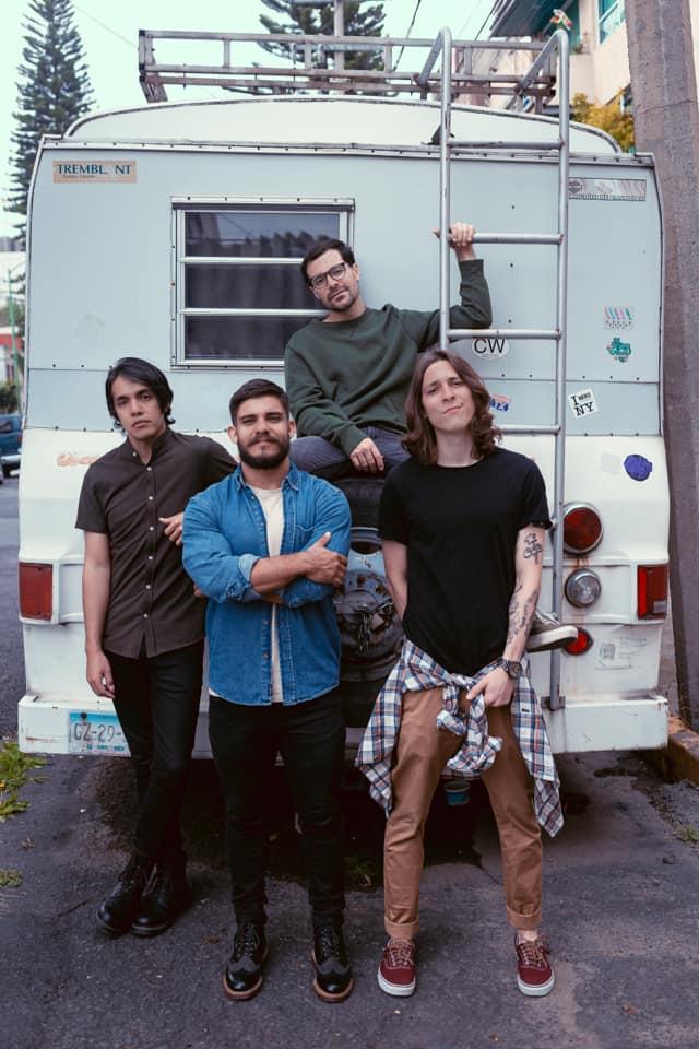 Say Ocean, banda de pop punk tapatía