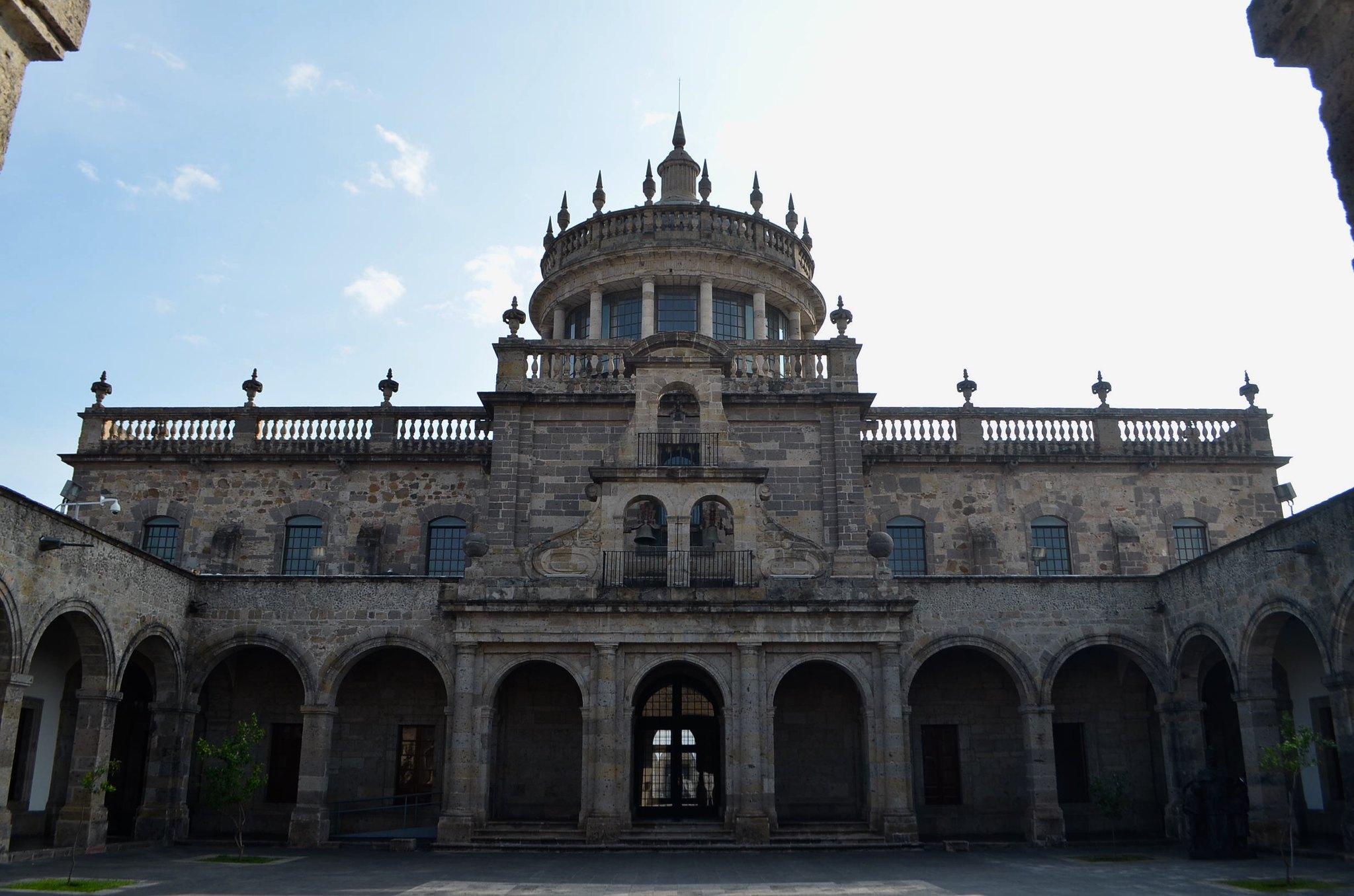 Museo Cabañas, Hospicio Cabñas