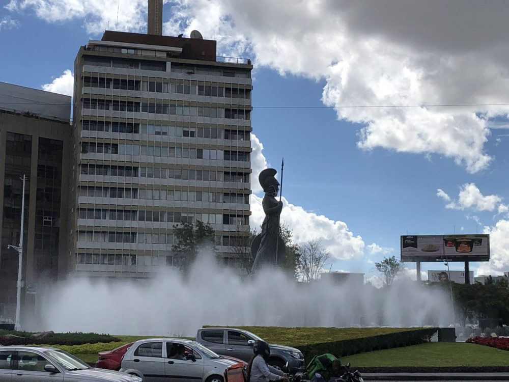 Torre Moragrega, de Eric Coufal
