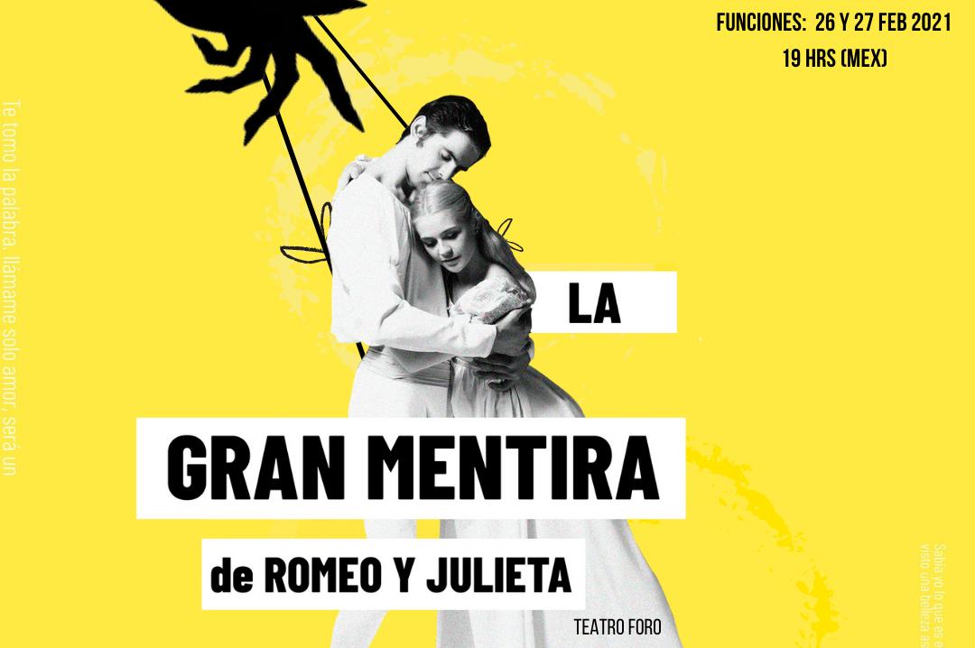 """""""La gran mentira de Romeo y Julieta"""", de Enrique Arroyo"""