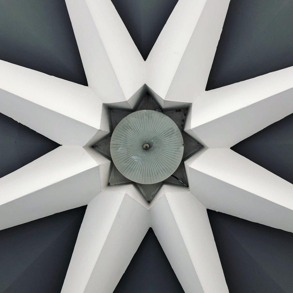 Plafón de Torre Moragrega, de Erich Coufal