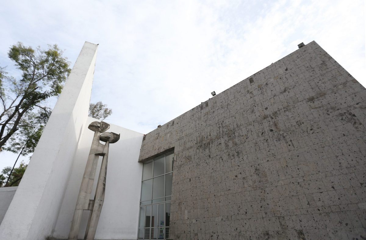 Teatro Experimental de Jalisco, obra de Erich Coufal
