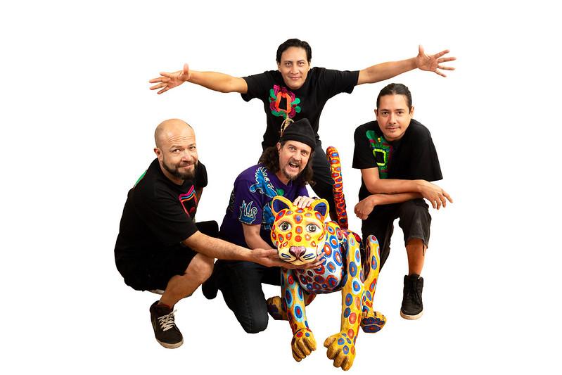 Luis Delgadillo y Los Keliguanes