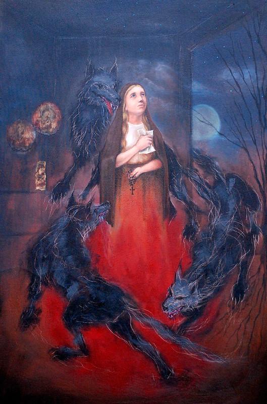 """""""Lobos de la noche"""", de Igor de Jesus Delgado García, municipio de San Miguel el Alto, Jalisco"""