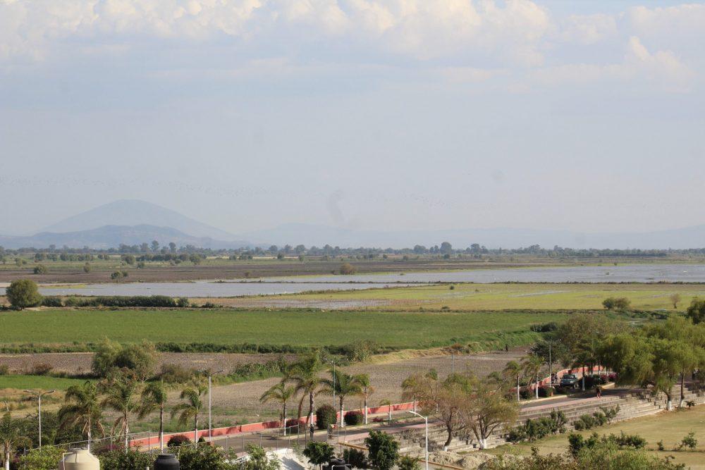 Territorios en la Ribera de Chapala