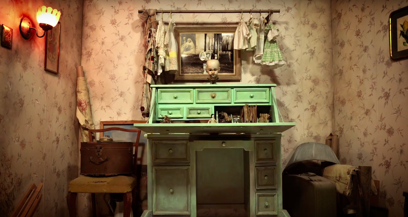 """La casa triste"", de Sofía Carrillo"