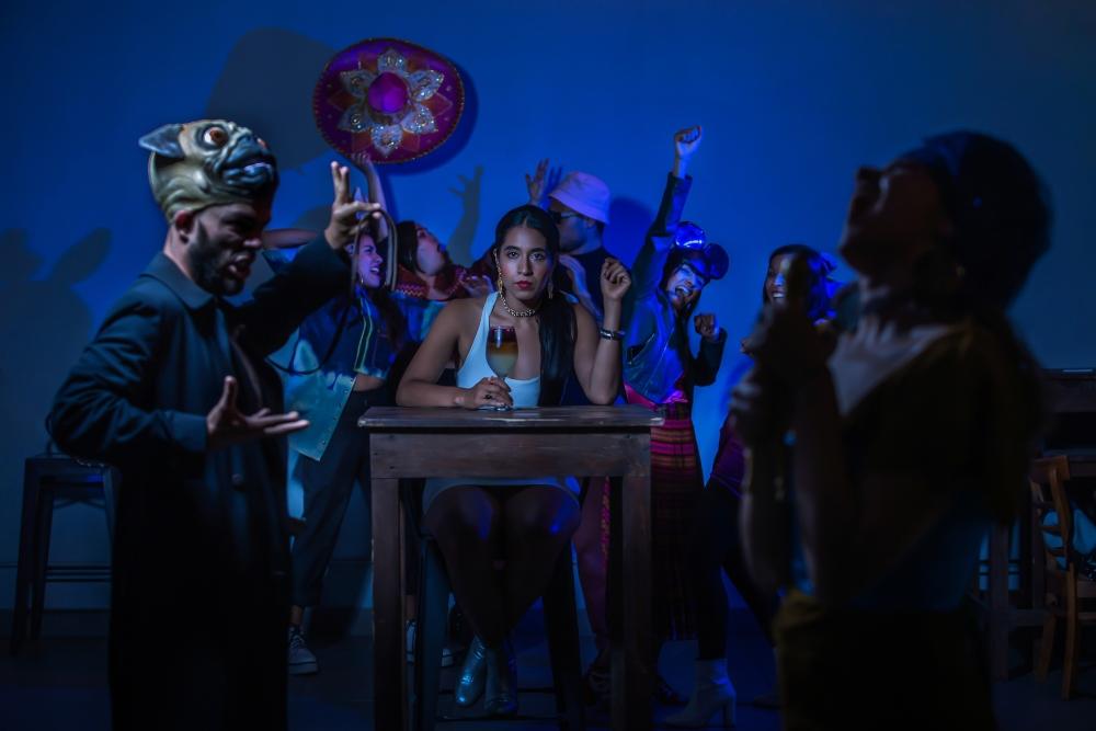 """""""Loca"""", de Paralelo Teatro"""